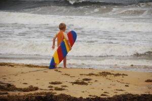 05 der Surfer ist startbereit