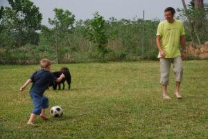 09 Fussballspiel